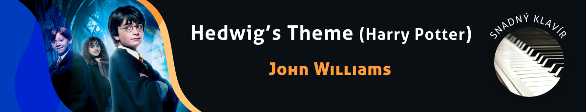 John Williams: Hedwig's Theme (Harry Potter)